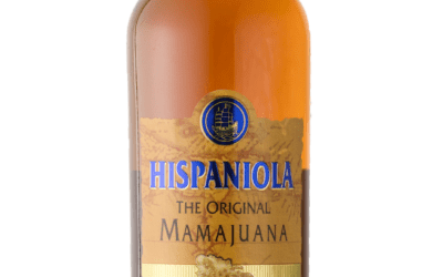 "Dominican ""Mamajuana"" arrives in Paris, France"